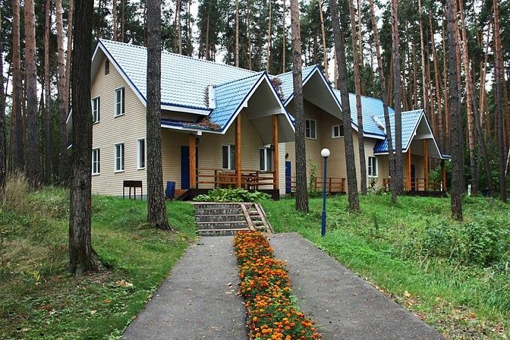 Пансионаты и дома отдыха в Омске